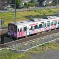 写真: コナン列車 H30,5,26