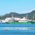 Photos: 出船入船 H30,7,10