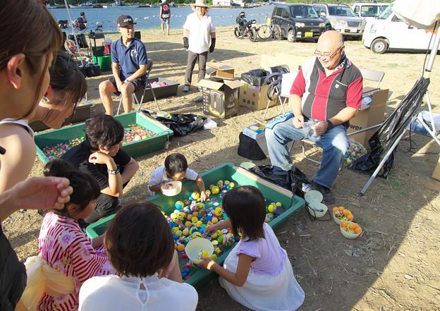 写真: 夏の花火祭り(4)H30,8,11