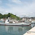 写真: 港の風景(5)H30,8,19