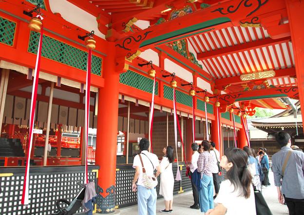伏見稲荷大社(5)本殿 H30,9,25