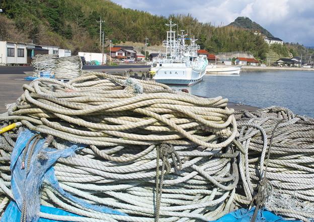 Photos: 哀愁ロープ(1)