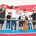 Photos: 夏まつり(10)コカコーラ飲み競争?