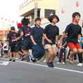 Photos: 夏まつり(12) 縄跳び競争 東郷剣友会チーム