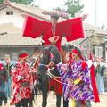 Photos: 武良祭り(5)、拝馬の神事