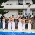 Photos: 武良祭り(7)、神相撲
