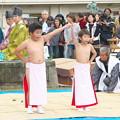 Photos: 武良祭り(8)、神相撲