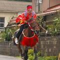 Photos: 武良祭り(9)、騎馬神事