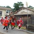 Photos: 武良祭り(10)、流鏑馬神事