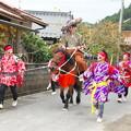Photos: 武良祭り(11)、流鏑馬神事