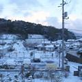 初雪(1)