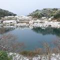 登具湾の雪景色(1)