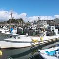 Photos: 甥のイカ釣り船