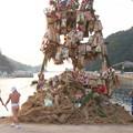 Photos: 隠岐島後、今津とんど(3)