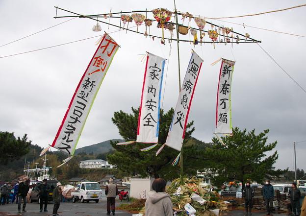 隠岐島後、港町とんど(1)