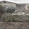 Photos: 吹雪(1)自宅二階から