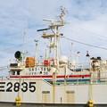 Photos: 西郷港の朝(27)カニ船(4)