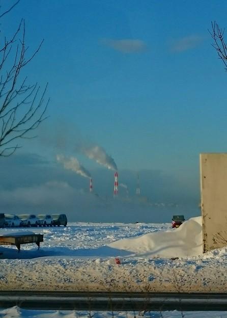 1月30日(火)の気嵐