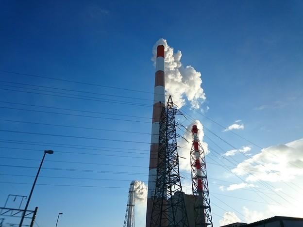 2月20日(火)の煙突