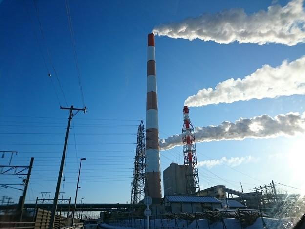2月27日(火)の煙突