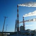写真: 2月27日(火)の煙突