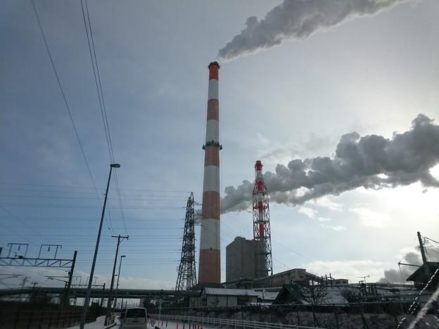 3月20日(火)の煙突