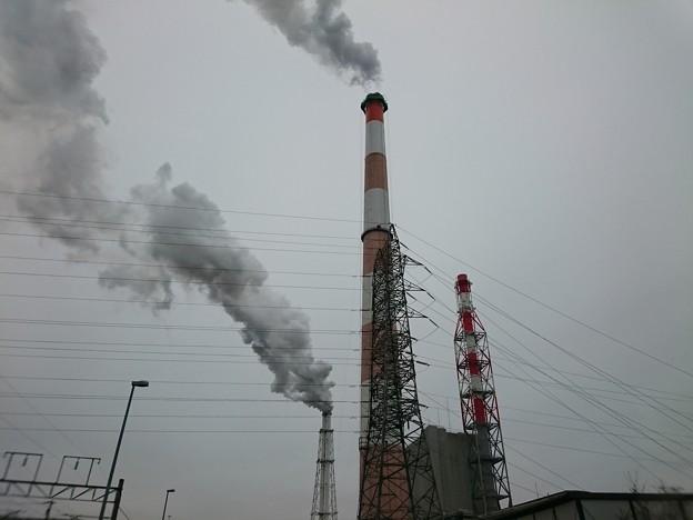 3月22日(木)の煙突