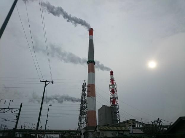 4月11日(水)の煙突