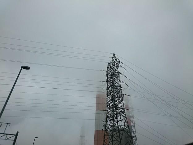 写真: 5月17日(木)の煙突