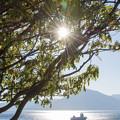 写真: 支笏湖 20180520-3