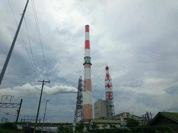 7月3日(火)の煙突