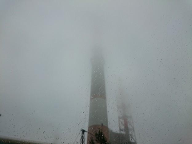 7月30日(月)の煙突