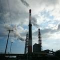 写真: 9月12日(水)の煙突