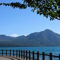 写真: 樽前山