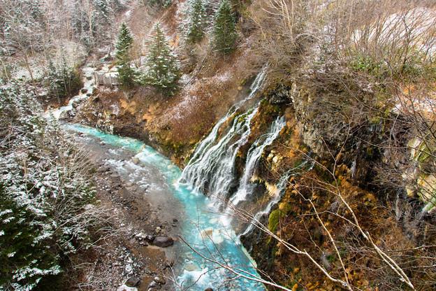 白ひげの滝1