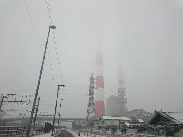 11月21日(水)の煙突