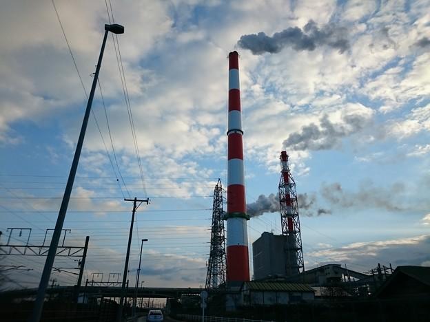 11月26日(月)の煙突