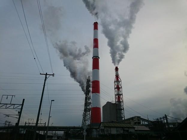 12月6日(木)の煙突