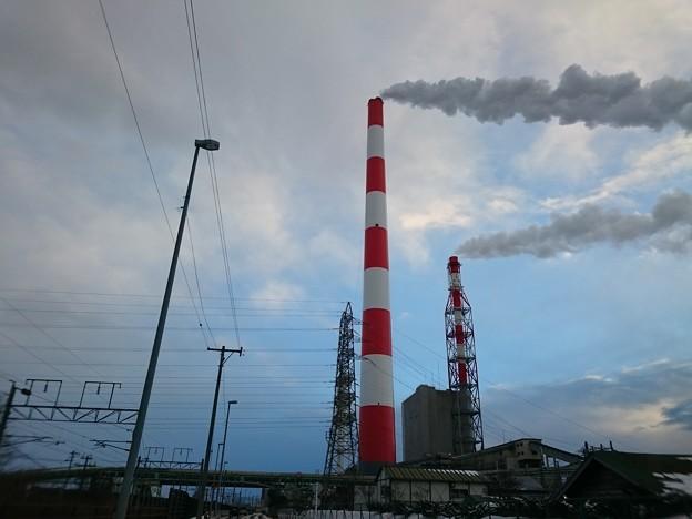 12月14日(金)の煙突