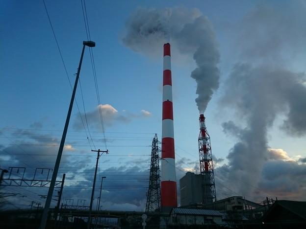 12月26日(水)の煙突