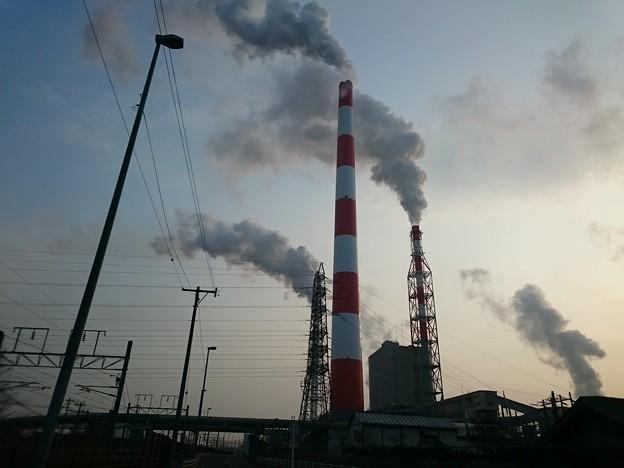 3月1日(金)の煙突