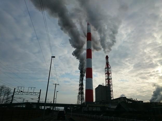 3月15日(金)の煙突
