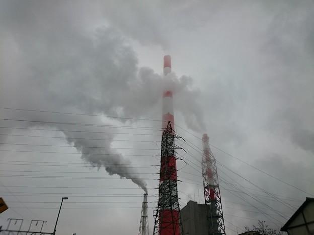 4月5日(金)の煙突