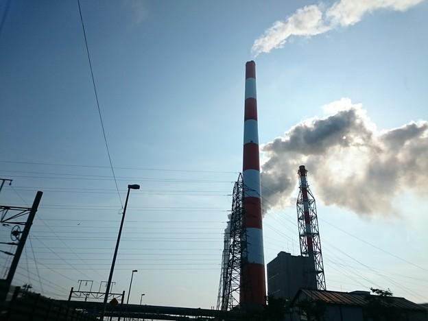 8月6日(火)の煙突
