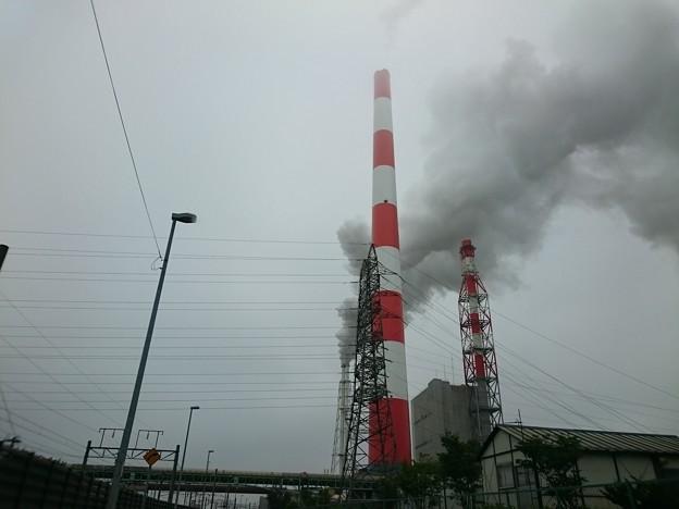 8月7日(水)の煙突