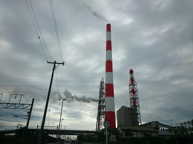 8月28日(水)の煙突