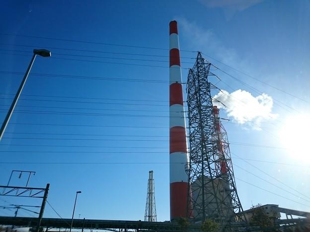 9月24日(火)の煙突