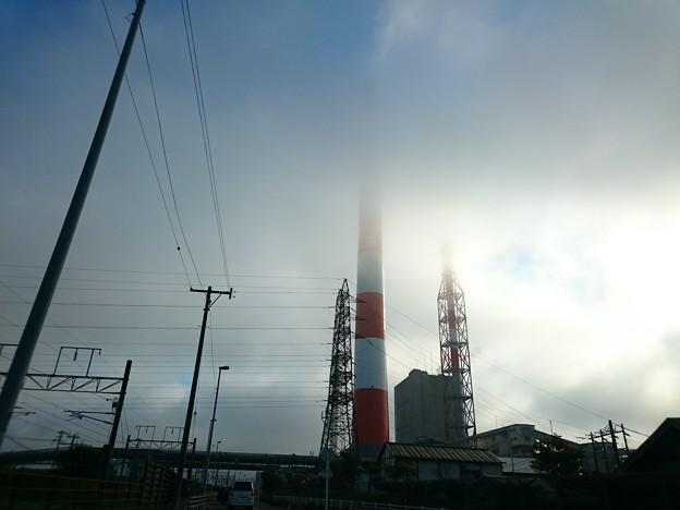 9月30日(月)の煙突