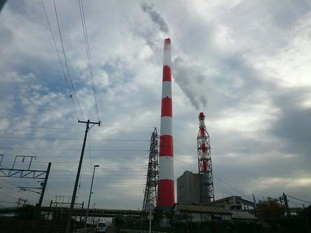 10月11日(金)の煙突