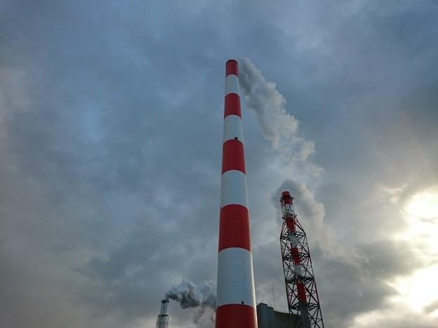 11月6日(水)の煙突